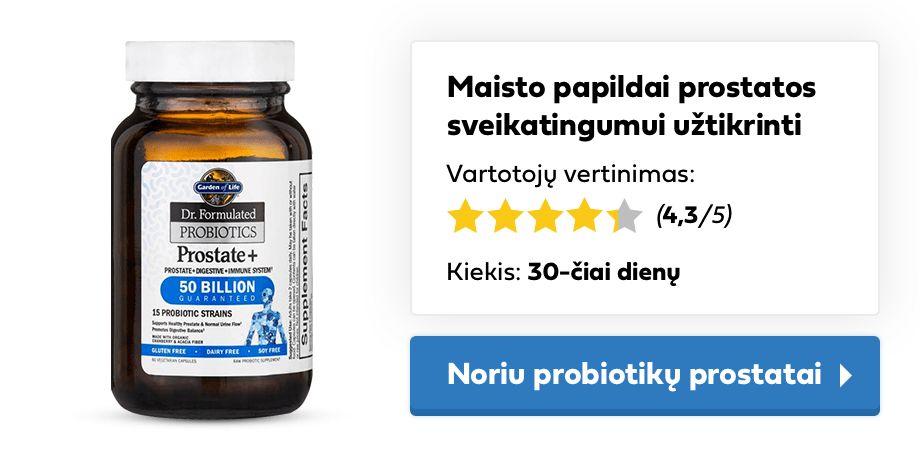 vitaminai prostatai 2