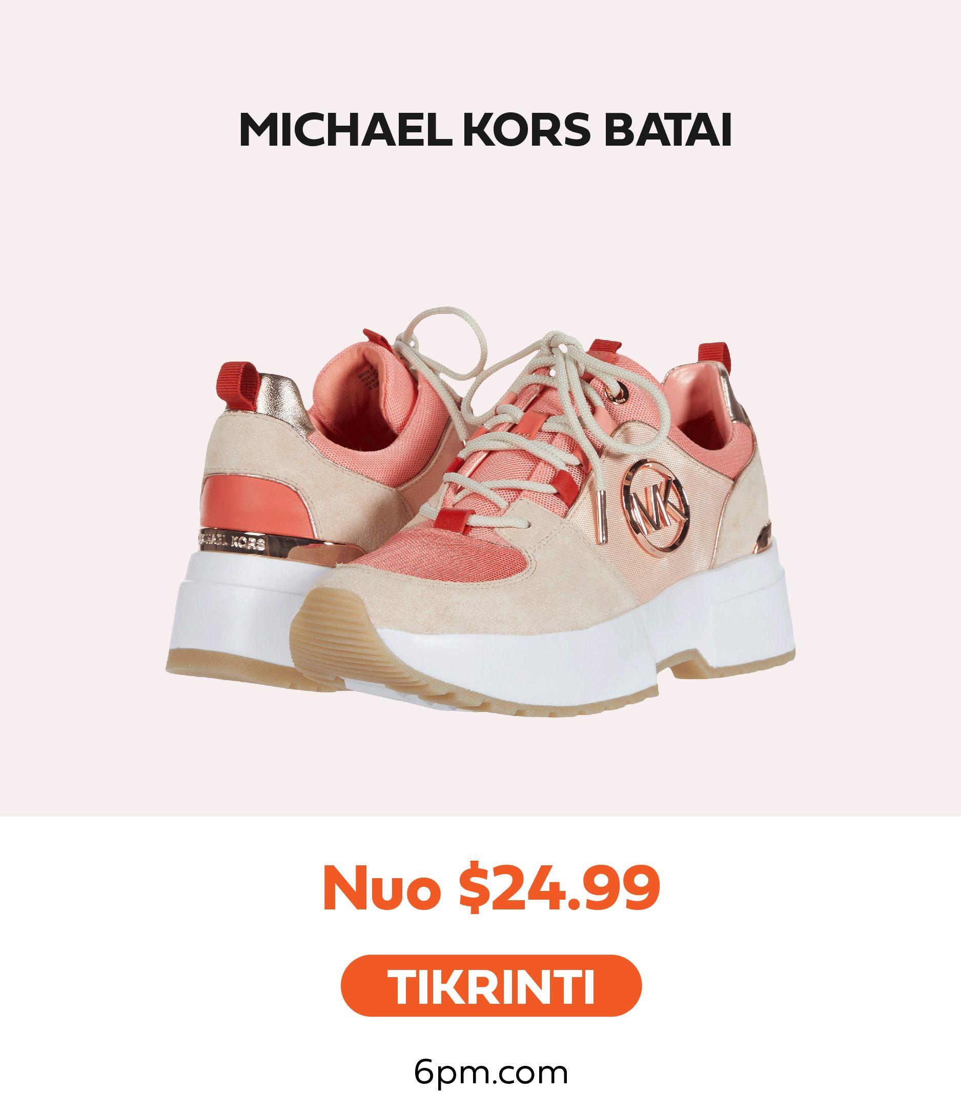 michael kors batai is jav ispardavimas