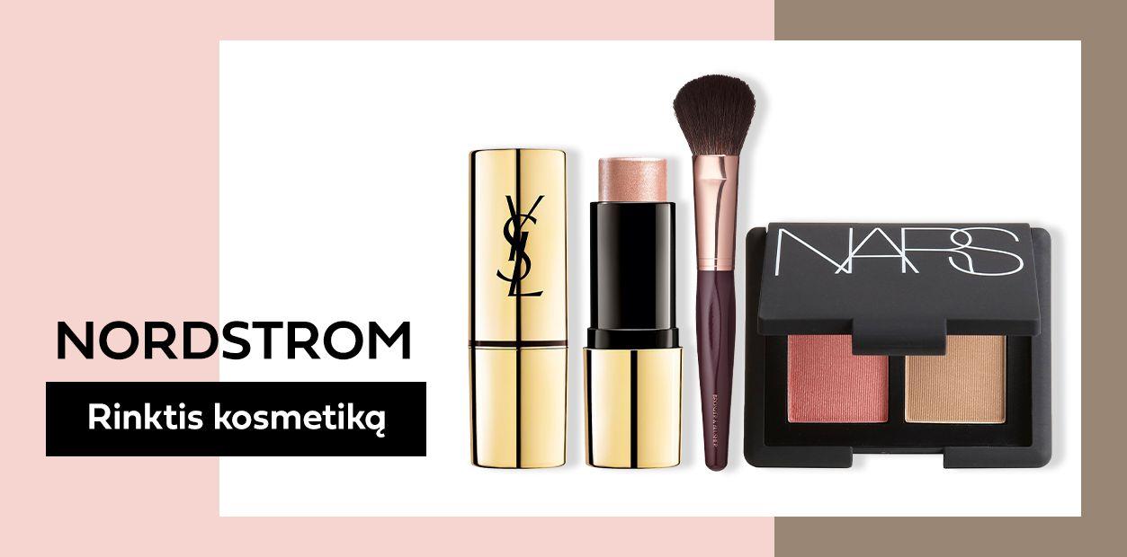 nordstrom kosmetikos isparduotuve