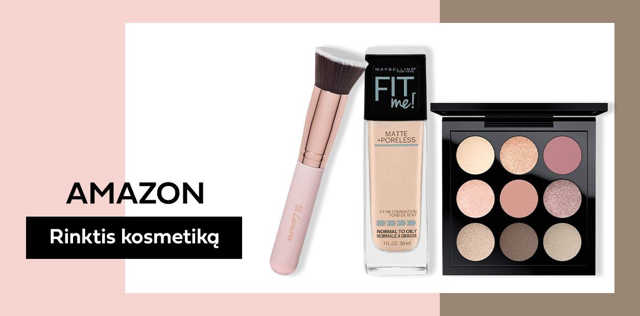 amazon kosmetikos ispardavimai