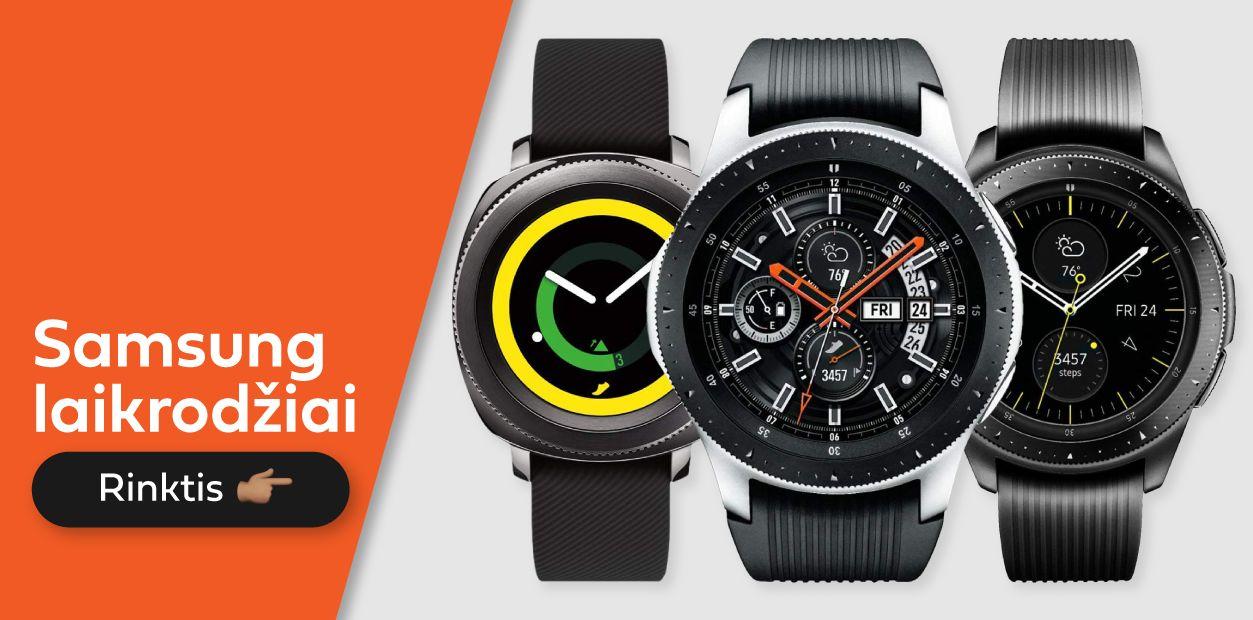 Samsung laikrodžiai