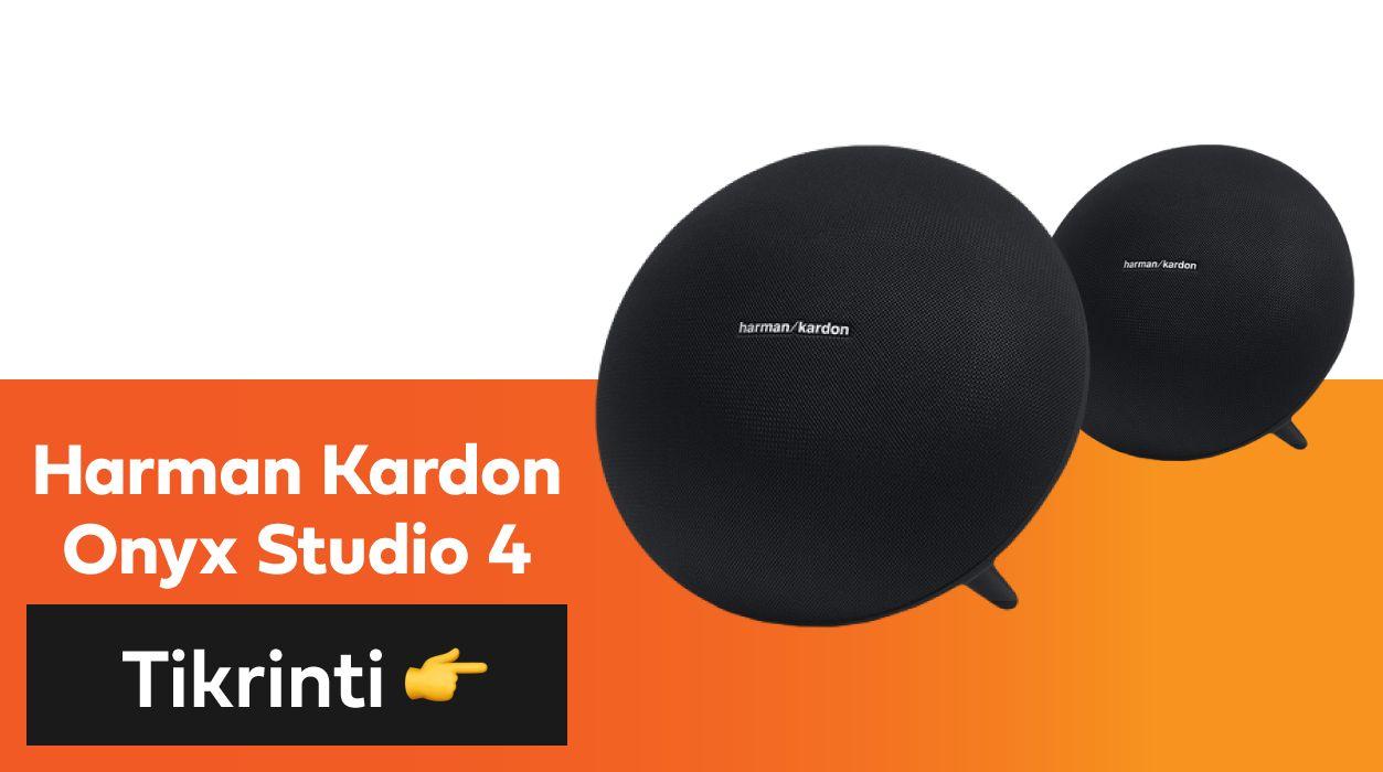 Harman Kardon Onyx Studio 4 kolonėlė
