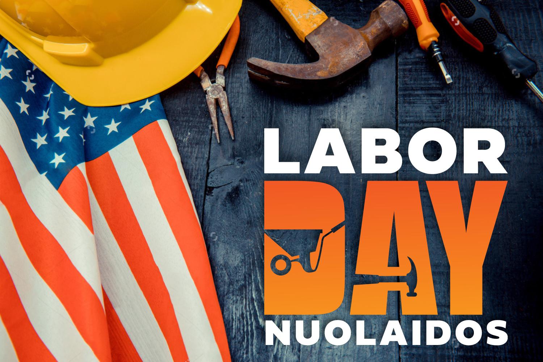 """""""Labor day"""" - vienas trumpiausiai vykstančių išpardavimų jau čia"""