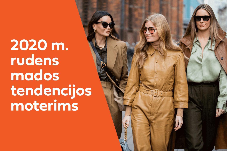 Kokie rūbai stilingiausi šį rudenį ir kur juos įsigyti?