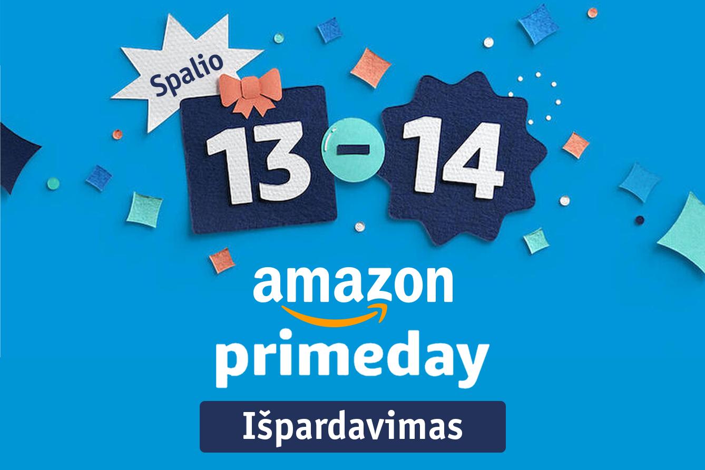 """Ko tikėtis šiais metais per """"Amazon Prime Day"""" išpardavimą?"""