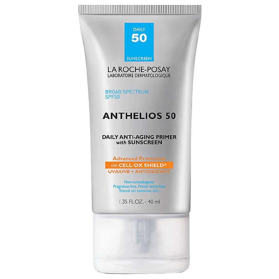 kremas nuo saulės La Roche-Posay Anthelios SPF 50 Daily Anti-Aging Primer