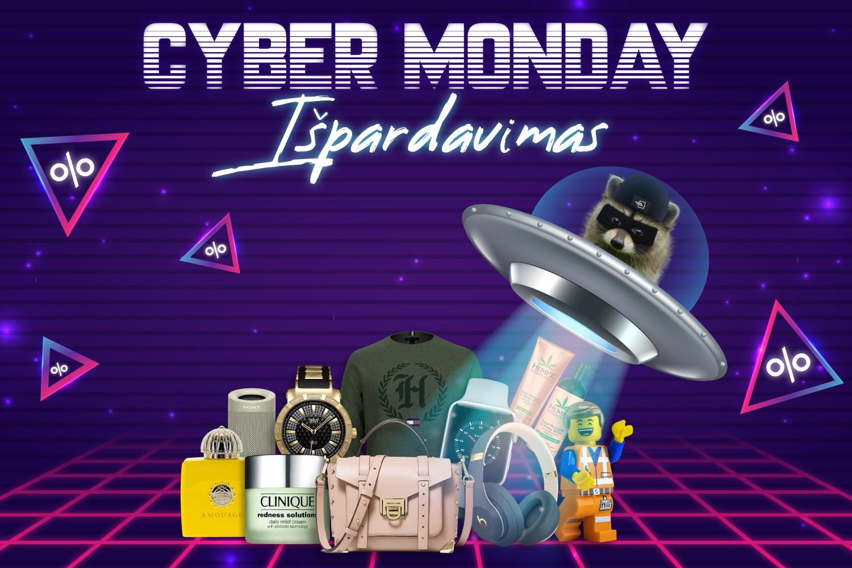 Kaip pasinaudoti Cyber Monday 2020 išpardavimais?