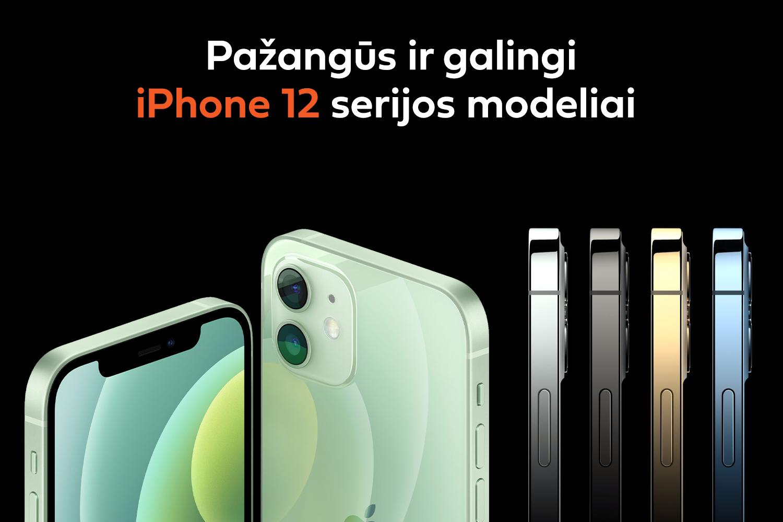 Užsisakyk iPhone 12 serijos telefonus per Shipzee ir sutaupyk!
