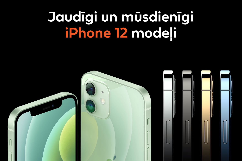 Iegādājies iPhone 12 modeļus, izmantojot Shipzee, un ietaupi