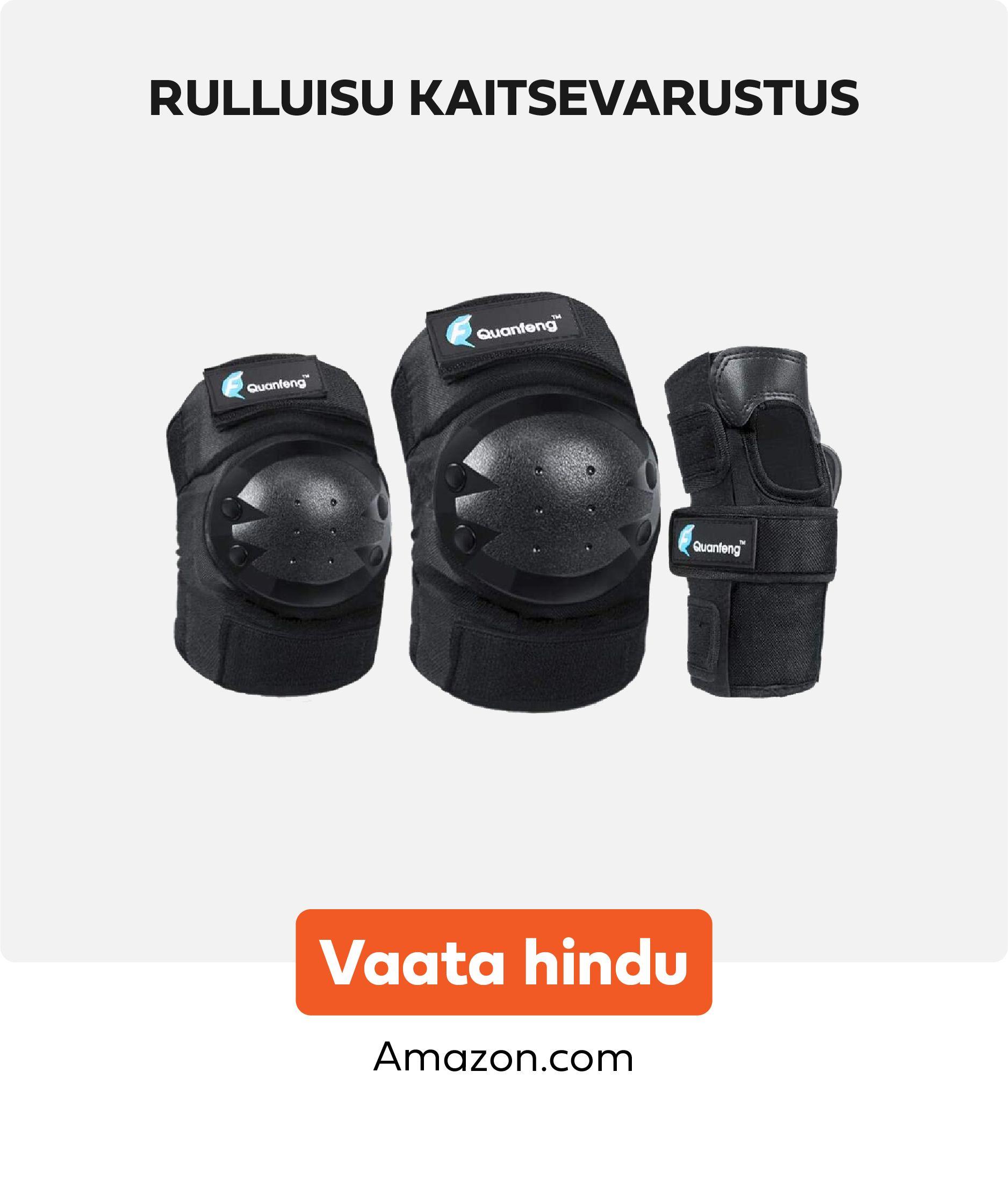 RULLUISU KAITSEVARUSTUS